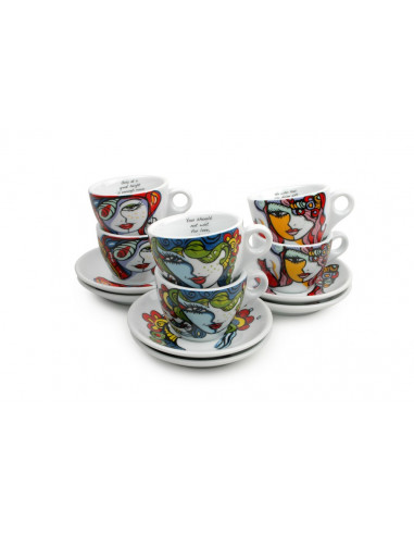 Set 6 tasses Josien