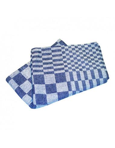 Essuie bleu 70X70